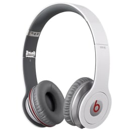 Beats Solo HD Headphone (White)_1