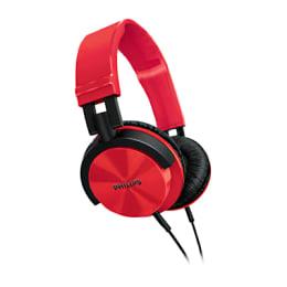 Philips SHL3000RD Headphone (Red)_1