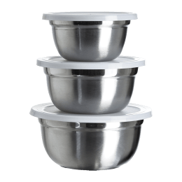 Philips Stainless Steel Set of 3 Contain_1