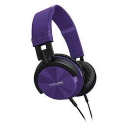 Philips SHL3000PP Headphone (Purple)_1