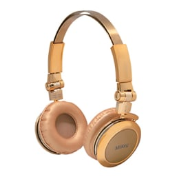 MiiKey MiiBling Headphone (Golden)_1