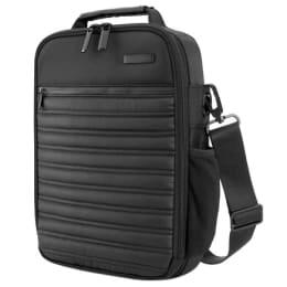 Belkin Pace Vertical Messenger Bag for 10.2 Inch Laptop (F8N338QE, Black)_1