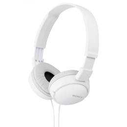 Sony MDR-ZX110 Headphone (White)_1