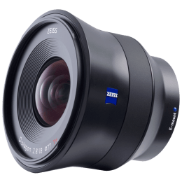 Carl Zeiss Batis 18 mm f/2.8 – f/22 Wide Angle Lens for Sony E-Mount Mirrorless and Full Frame Cameras (Weather and Dust Sealing, 000000-2136-691, Black)_1