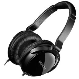 Denon AH-D310 Headphone (Black)_1