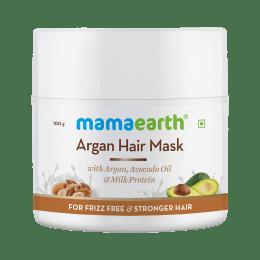 Philips Free MamaEarth Argan Hair Mask_1