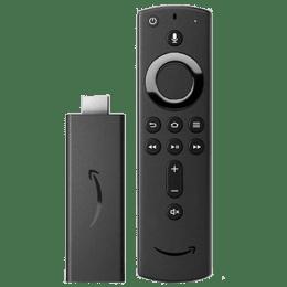 Amazon FireTV Stick 3rd Gen With Alexa Voice Remote (Stream HD Quality Video with Dolby Atmos Audio, B07ZZX5ZSW, Black)_1
