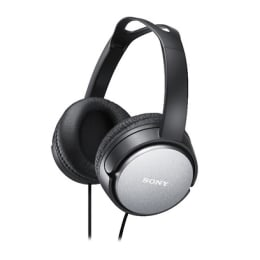 Sony MDR-XD150 Headphone (Black)_1