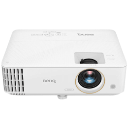 BenQ TH Series Full HD DLP Projector (3500 ANSI Lumens, HDMI + USB (Type A) + VGA, Built-in Speakers, TH585, White)_1