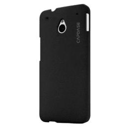 Capdase Karapace Jacket Hard Back Case Cover for HTC One Mini M4 (KPHCM4-T101, Black)_1