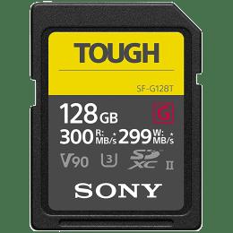 Sony 128 GB Memory Card (SF-G128T, Black)_1