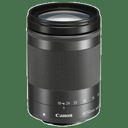 Canon Zoom Lens (EF-M 18-150 mm f/3.5-6.3 IS STM, Black)_1