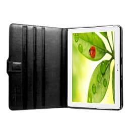 Capdase Flip Jacket Folder Case for Samsung Galaxy Tab 2 5100 (FCSGP5100-PU01, Black)_1