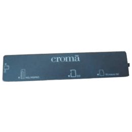 Croma USB 1.1 (Type-A) to USB 2.0 (Type-A) Mini Card Reader (CRXA1219, Black)_1