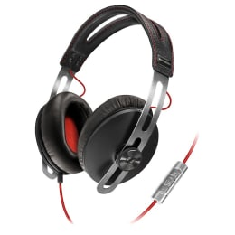 Sennheiser Momentum On-Ear Headphones (Black)_1