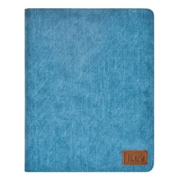 iLuv Flip Case for Apple iPad 2 (ICC834BLU, Blue)_1