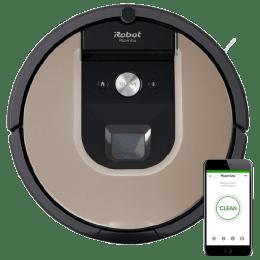 iRobot Roomba 33 Watts Robotic Vacuum Cleaner (0.6 Litres, 976, Grey)_1