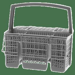 Bosch Cutlery Basket for Dishwasher (Flexible Basket, 11018806, Steel)_1