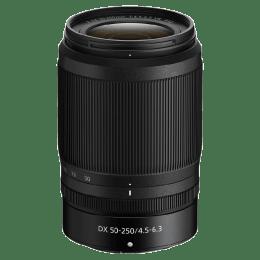 Nikon Nikkor Lens (Z DX 50-250 mm f/4.5-6.3 VR, Black)_1