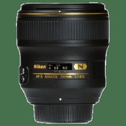 Nikon Nikkor Lens (AF-S 35 mm f/1.4G, Black)_1