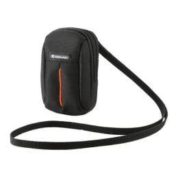 Vanguard Polyester Digital Camera Pouch (Mustang 6A, Black)_1