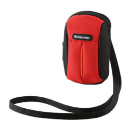 Vanguard Polyester Digital Camera Pouch (Mustang 6B, Red)_1