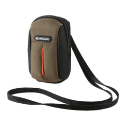 Vanguard Polyester Digital Camera Pouch (Mustang 6A, Grey)_1