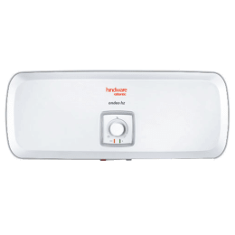 Hindware Ondeo HZ 15 Litres Horizontal Storage Water Geyser (515320, White)_1