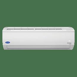 Carrier 1 Ton 5 Star Inverter Split AC (Austra Neo Plus CAI12AS5R39F0+CI125R3CH90, Copper Condenser, White)_1