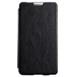 Enland Leather Flip Case Cover for Samsung Galaxy Note 3 (Black)_1