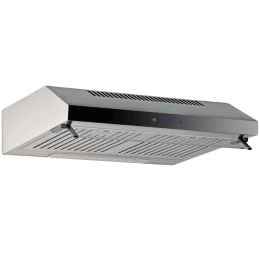 Faber Ruby Plus 700 m³/hr 60cm Wall Mount Chimney (Baffle Filter, TC SS 60, Stainless Steel)_1