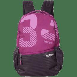 American Tourister Pop NXT 32 L Backpack (Pop NXT, Purple/Magenta)_1