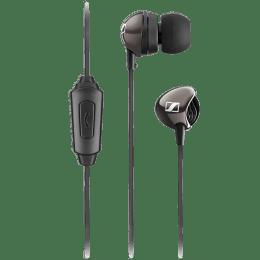 Sennheiser In-Ear Wired Earphones with Mic (CX-275s, Black)_1