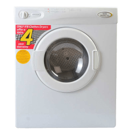 IFB 5.5 Kg Maxi Dryer (White)_1