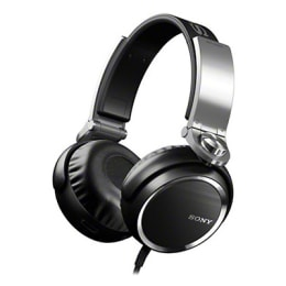 Sony Headphone MDR-XB900 BLK_1