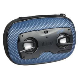 iLuv Street Beat Amplified Stereo Speaker (ISP120, Blue)_1