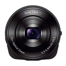 Sony Cyber-shot 18.2 MP 4.45 - 44.5 mm Lens Style Camera (DSC-QX10, Black)_1