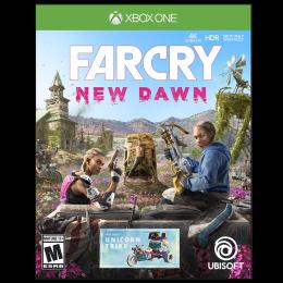 Xbox One Game (Far Cry New Dawn)_1