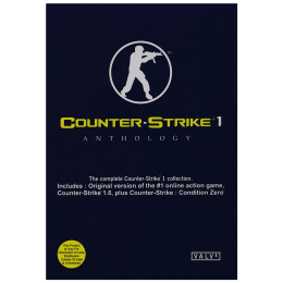 PC Game (Counter Strike 1: Anthology)_1