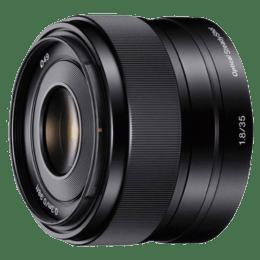 Sony SEL35F18 Camera Lens (SEL35F18//C SYX, Black)_1