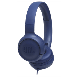 JBL Tune 500 Wired Headphones (Blue)_1