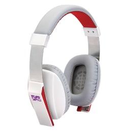 MTV FashionTronix BOOM Headphone (White)_1