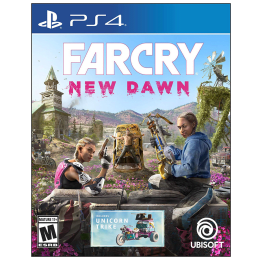 PS4 Game (Far Cry New Dawn)_1