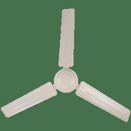 Singer Aerostar Solo 120cm Sweep 3 Blade Ceiling Fan (High Speed 390 RPM, SCF 120 AST, Ivory)_1