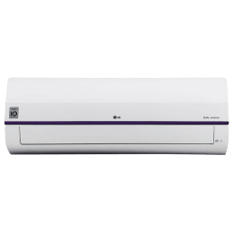 LG 1.5 Ton 3 Star Inverter Split AC (KS-Q18BWXD, Copper Condenser, White)_1