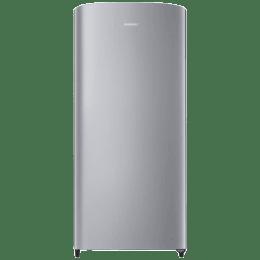 Samsung 192 L 2 Star Direct Cool Single Door Refrigerator (RR19R10C2SE/HL, Electric Silver)_1