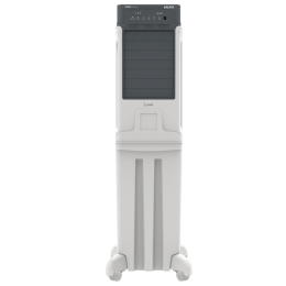Voltas 25 litres Tower Air Cooler (Slimm 25T, White)_1
