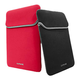 """Capdase ProKeeper Sleeve for 10"""" Tablets (PK00A100-S091, Red/Black)_1"""