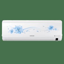 Samsung 1 Ton 3 Star Inverter Split AC (AR12RV3HFTY, Copper Condenser, White)_1
