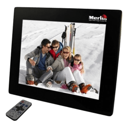 Miracle 30.48 cm Wall Mount Digital Photo Frame (As Per Stock Availability)_1